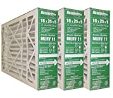 GeneralAire # 4541 MERV 11 for # GF 4511 ReservePro 16x25x5 furnace filter, Actual Size:15 5/8' x 24 3/16' x 4 15/16' Case of 3 Filters- MEASURE CAREFULLY BEFORE ORDERING !