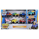 PAW PATROL La 6059296 Children's Toy Set of 8 True Metal Dino Rescue Vehicles