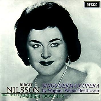 Birgit Nilsson sings German Opera - Arias by Wagner, Weber & Beethoven