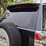 Coche Alerones Alerón trasero, para Suzuki Vitara 2015 2016 2017 2018 2019 2020 Alerón Tronco ABS Fibra de Carbono Look
