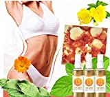 3PCS Ultra Burn Slimming Spray, Burnup Ultimate Cellulite Heating Spray, Weight Loss Fast Fat Burner Slimming Spray, Slimming Spray for Quick Absorption and Penetration Stay Perfect Shape