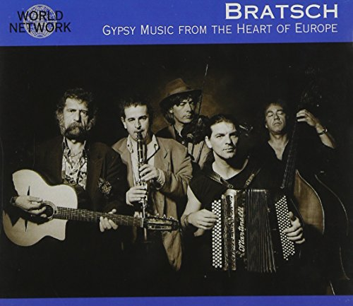 Gypsy Music from the Heart of Europe (World Network 15)