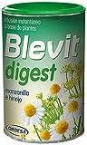Blevit Digest - Infusión Instantánea con Manzanilla e Hinojo - Sin Gluten y Sin Azúcares Añadidos - Facilita la Digestión y la Expulsión de Gases - Para todas las edades - 150g