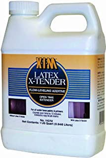 XIM 11072 Latex X-Tender Flow and Leveling Additive, 1-Quart