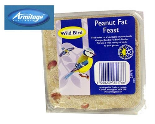(Armitage Pet Care) Wild Bird Peanut Fat Feast