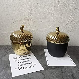 Best Design Export Usa Gold Pineapple 3d Texture Cute Little Jar Fragrance Candle, Pair Urn Lamps - Fish Pitcher, Antique Place Card Holders, In Antiques, Beer Tap Handle, Lion Chandelier In Antiques