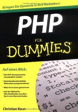 PHP für Dummies (German Edition)