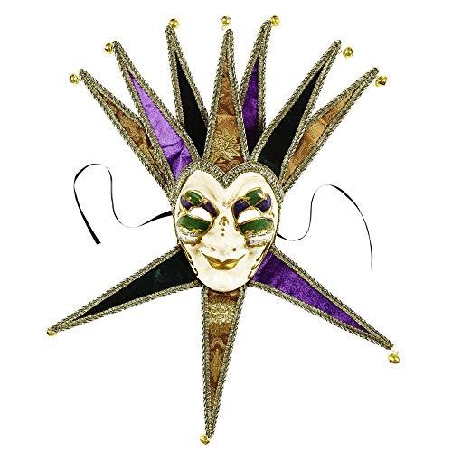 Widmann Masque vénitien Jolly pour Tous Les Jours.
