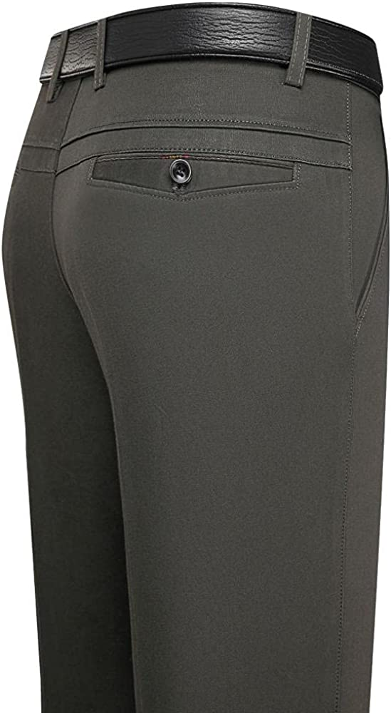 Men's Casual Dress Pants Comfort Straight Luxury B Manufacturer regenerated product and Pant Regular Fit