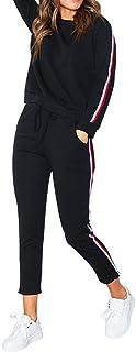 Sweatshirt,Toimoth Women Sports Two Piece Set Hooded Sweatshirt Suits Tracksuits Sweatpants