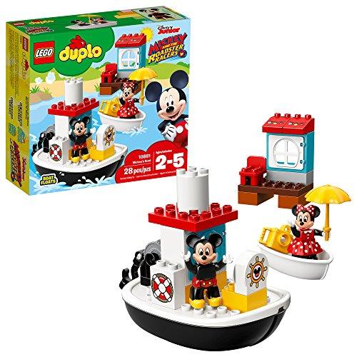 Duplo O Barco Do Mickey Lego Sem Cor Especificada