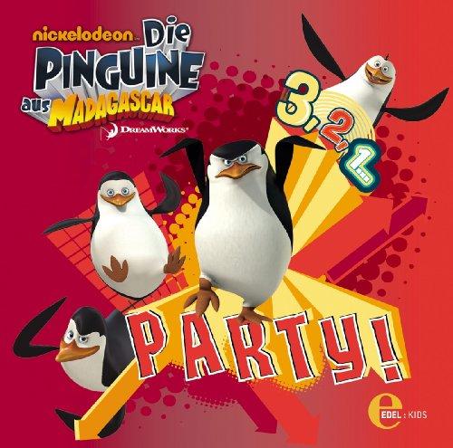 Die Pinguine aus Madagascar - 3,2,1...Party! Liederalbum