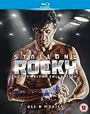 Rocky The Complete Saga (6 Titles) BD [Italia] [Blu-ray]