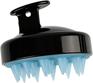 SILISCRUB - The Original Silicone Shampoo Brush (Black)