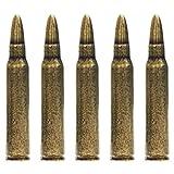 Denix 5er Set Deko Patronen für M16 A1
