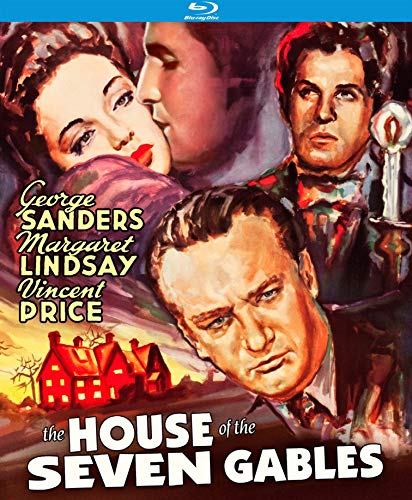 The House of the Seven Gables [Blu-ray] [2019] [NTSC]