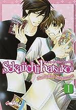 Sekaiichi Hatsukoi - Tome 1 de Shungiku NAKAMURA