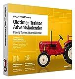 FRANZIS Porsche Traktor Adventskalender 2020