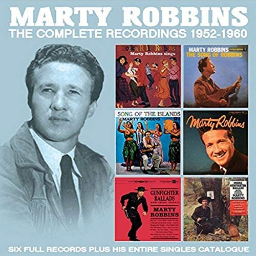 Marty Robbins The Complete Recordings 1952 1960 product image