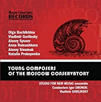 Young Composers Of The Moscow Conservatory