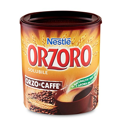 Gr 120Orzo y Caffe soluble Nestle 'orzoro Instant Barley Coffee