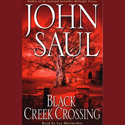 Black Creek Crossing audiobook cover art