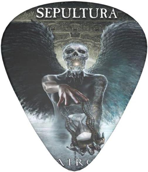 Sepultura Popular Guitar Picks 12 Pack Universal Fo Ranking TOP14 Popular popular
