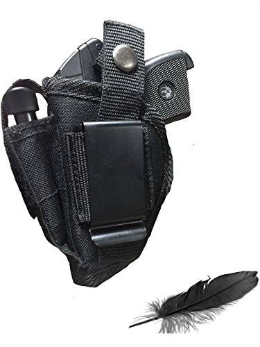 Feather Lite Fits Phoenix Arms .22.25 Soft Nylon Inside or Outside The Pants Gun Holster.