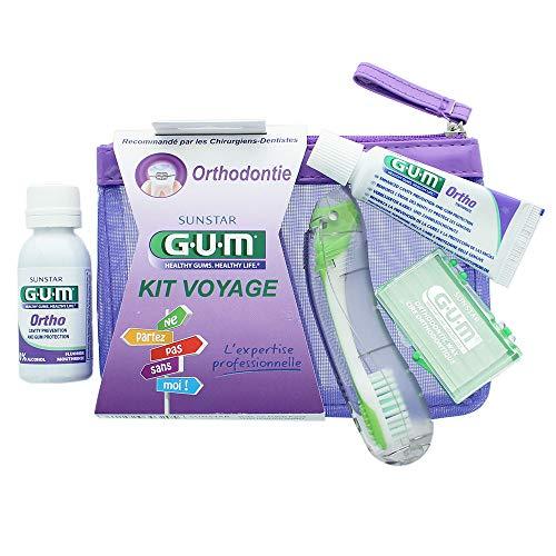 Gum - Kit Voyage Orthodontie Gum
