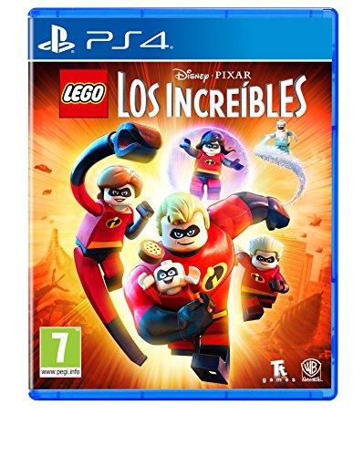 LEGO Los Increíbles - Edición Estándar - PlayStation 4