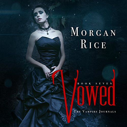 Vowed audiobook cover art