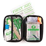 Home Treats First Aid Kit Bag. Essential For Home, Work, Sports, Office, Travel, Car, Camping.Includes Emergency Blanket… 5