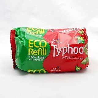 Typhoo Eco Refill 40 Tea Bag Pack by Typhoo