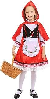 Halloween Little Red Riding Hood Costume for Girls