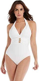 Best white underwire one piece swimsuit Reviews