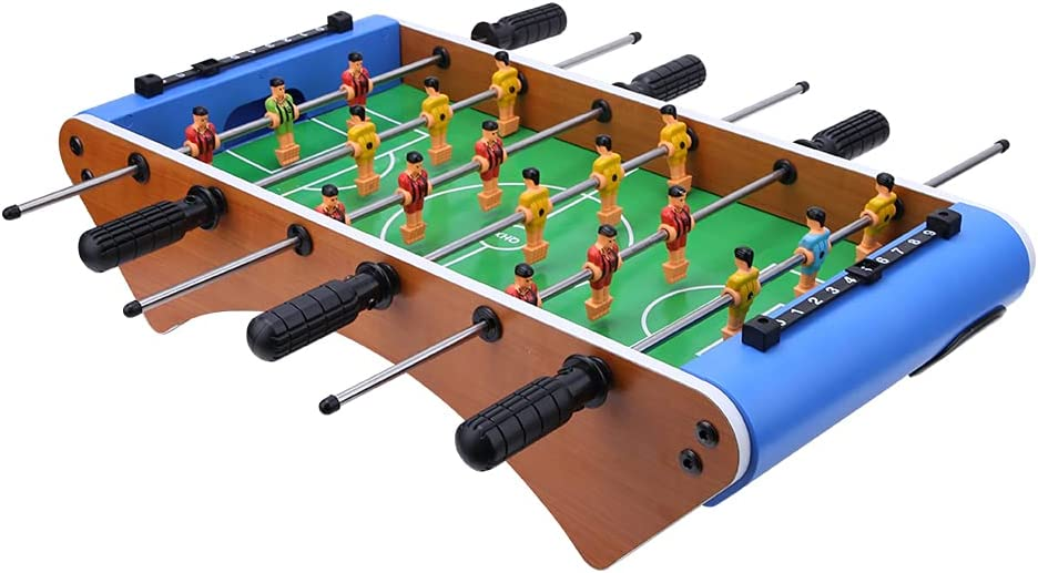 ROMACK Table Football Durable Soccer Material f Dedication free Tough Toy