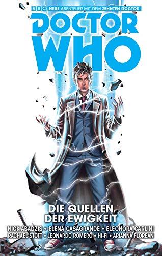 Doctor Who - Der zehnte Doctor: Bd. 3: Die Quellen der Ewigkeit