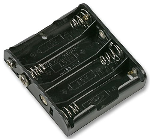 PORTA BATTERIA, 4XAA SNAP SXS | Porta batterie di 'PRO POWER' - 23VB41B