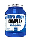 Yamamoto Nutrition Ultra Whey COMPLEX integratore alimentare per sportivi a base di proteine del siero di latte concentrate (Whey Concentrate) ed Isolate (Whey Isolate) (Cioccolato, 700 grammi)