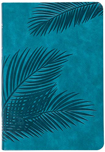 The Passion Translation New Testament (2020 Edition) Large Print Teal: With Psalms, Proverbs and Song of Songs