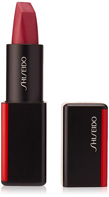モナリザ主権者フィクション資生堂 ModernMatte Powder Lipstick - # 518 Selfie (Raspberry) 4g/0.14oz並行輸入品