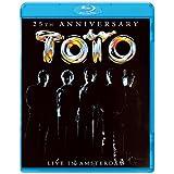 TOTO / ライヴ・イン・アムステルダム~デビュー25周年ツアー! [Blu-ray]
