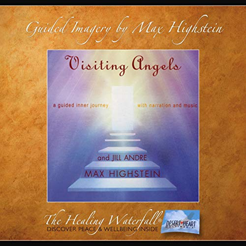 Visiting Angels audiobook cover art