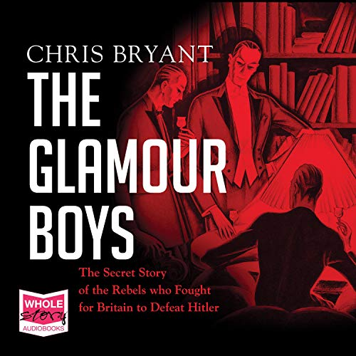 The Glamour Boys cover art