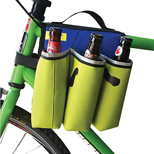 Green Guru Gear Sixer 6- Pack Insulated Top Tube Holder