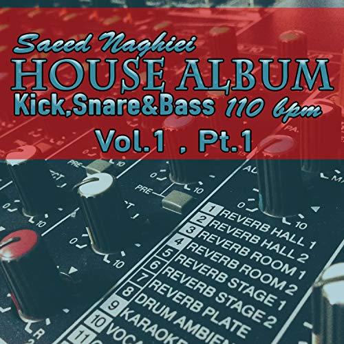 Rhythm House Kick&Bass 4/4 D 110 bpm Vol.1 Pt.1