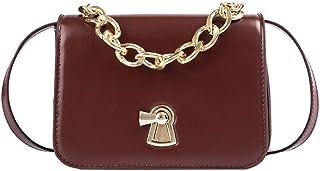 Pengy Women's Shopping Bags Retro Leather Fashion Wild Slant Bag Single Shoulder Bag Purse Messenger Bag