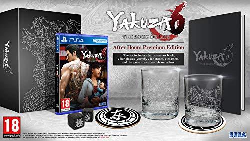 Yakuza 6 : The Song Of Life - Premium Edition [Edizione: Francia]