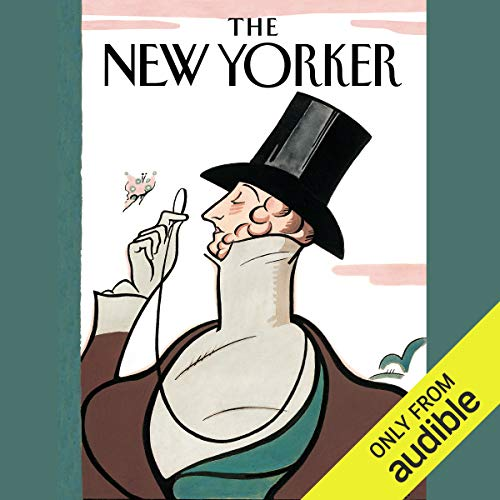 The New Yorker, 1-Month Subscription                   By:                                                                                                                                 The New Yorker                               Narrated by:                                                                                                                                 Jamie Renell                      Length: 1 hr and 3 mins     108 ratings     Overall 4.0
