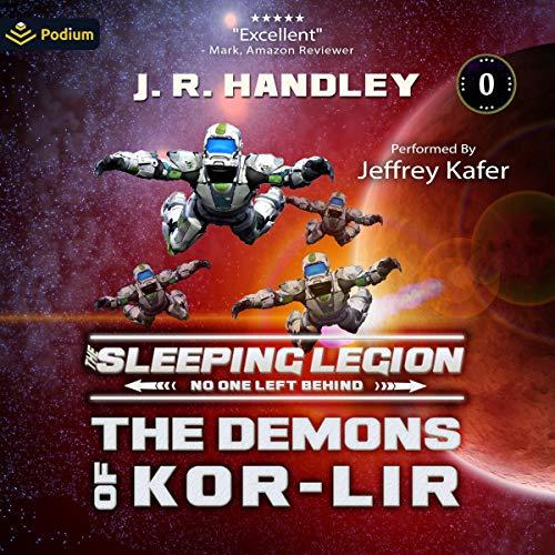 The Demons of Kor-Lir cover art